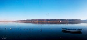 The Lake - Panorama by stow