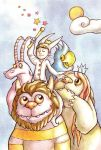 Where the wild things are by Gigei