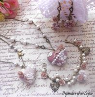 romantic hearts by PrigionieradiunSogno