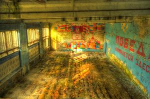 Abandoned Gym by agris58