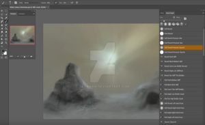 Matte painting with textures tutorial by jayanam