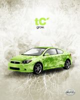 Skin a Scion: Grow by brianson