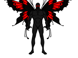 Mothman by AngelGhidorah