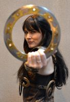 Xena Cosplay, Birmingham Comic-Con 2013 (10) by masimage