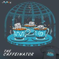 Ride the Caffeinator by InfinityWave