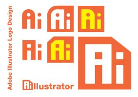 Adobe Illustrator Logo by mattcantdraw
