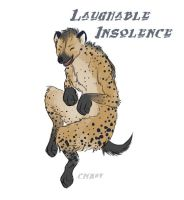 Laughable Insolence by shigure-kisune