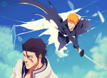 BLEACH 387 by eXplainTrust