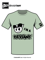 I'm A Deviant by EfGraphicDesing