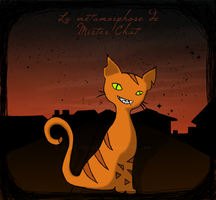 Mister Chat by CircusMonsters