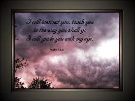 Psalm32.8 by 707ArtWorks