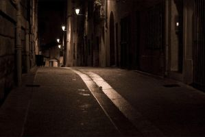 Walking on the Street - 8 by citadin
