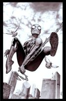 Spiderman by ZurdoM