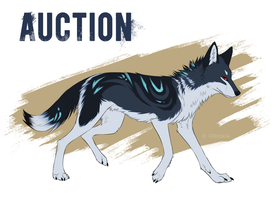 Canine character auction [closed] by Rizuuki