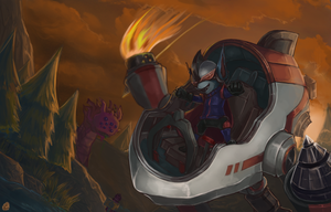 [LoL] Time to Rumble by Zeitzbach