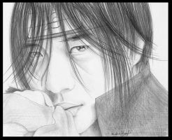 Realistic Itachi by be-a-sin