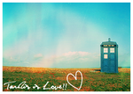 Tardis Love by Goth-Virgy