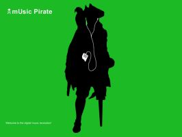 Music Pirate by suhleap