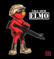Call Sign: ELMO by thesometimers