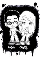 Commission - Giliw and Sinta by tropical-angel