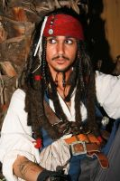 Jack as Jack Sparrow by IgorTodd