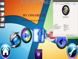 windows XP Ultra edition by omaril22