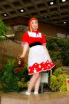 Red Riding Annie- You wanna play too? by Flanna