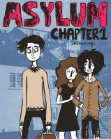 Asylum Chapter 1 Cover by jello-bomb