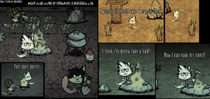 Don't starve together- Meep mod by MystikMeep