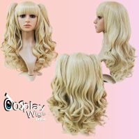 Wavy Medium Blonde Mix by GothicLolitaWigs