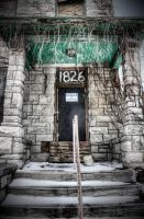 Haunted Hospital by cassaw-creative