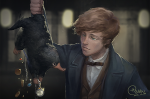'Fantastic Beasts and Where to Find Them' by BigJing