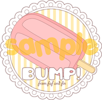 Popsicle Bump by bombthemoon