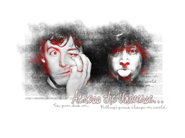 McCartney-Lennon wallpaper by AdrienneTyler