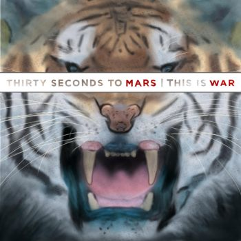 This Is War Cover by eviwinnubst