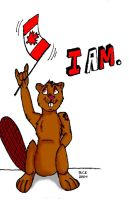 Them proud Canadian beavers... by I-Am-Canadian-Eh