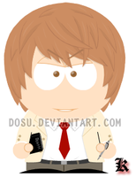 Yagami Light -Death Note- SP by Dosu