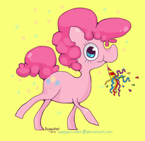 Pop goes the Pinkie by confetti-cake