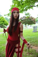 Elektra by surfingthevoiid