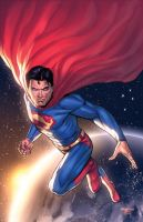 Superman yep by kieranoats