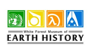 The White Forest Museum of Earth History logo by EspionageDB7