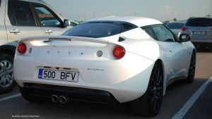 Lotus Evora by ShadowPhotography