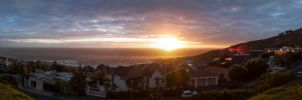 Camps Bay Sunset by BookofThoth