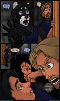 The Realm of Kaerwyn Issue 6 page 16 by JakkalWolf