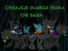 Changes Emerge from the Dark Cover/Index by Jokie155
