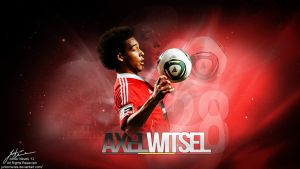 Witsel by JuniorNeves