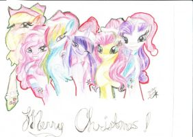 Merry Late Christmas! by StarShineTheAlicorn