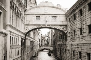 Classical Venice - The Last Bridge by TheBravePictures