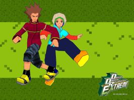 Dance Dance Revolution EXTREME by CatchShiro