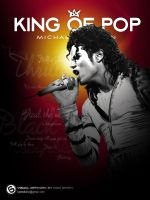 Michael Jackson visual artwork by ivansikiric